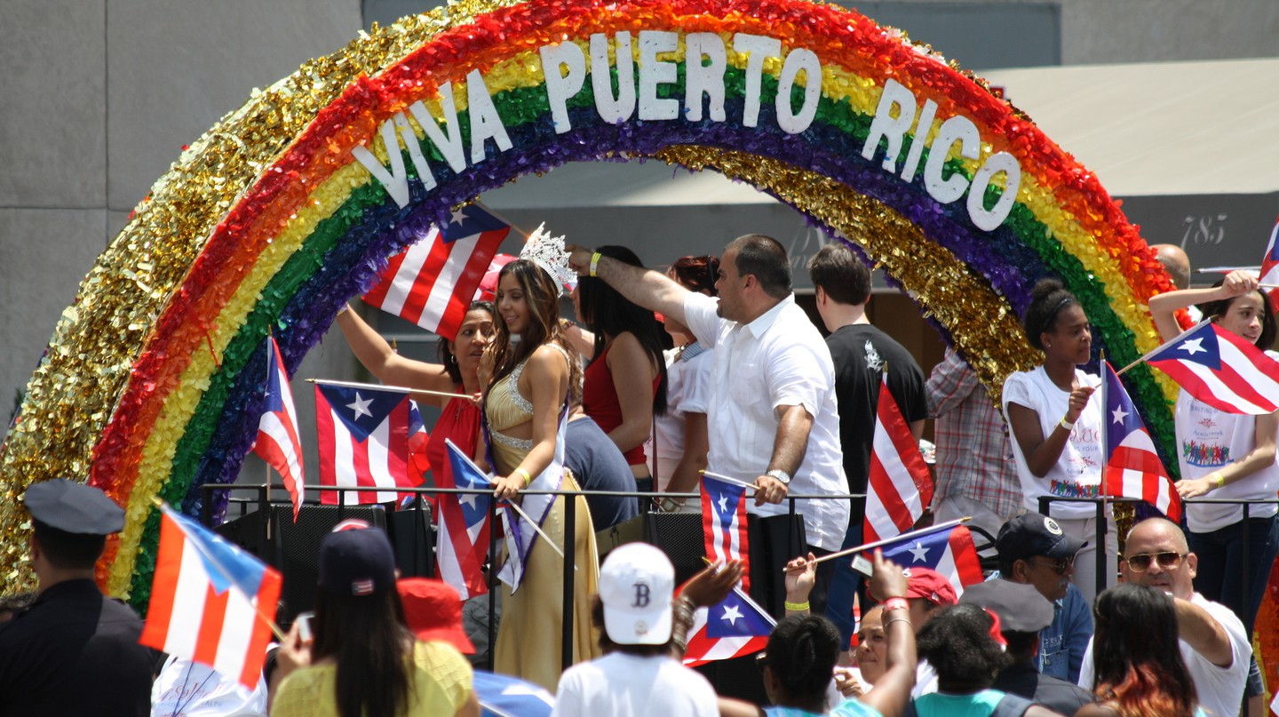 Puerto Rican Day Parade | © kowarski / Flickr