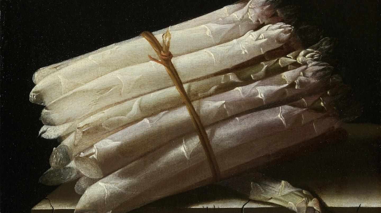 Adriaen Coorte, Still Life with Asparagus, 1697   © Rijksmuseum Amsterdam / WikiCommons