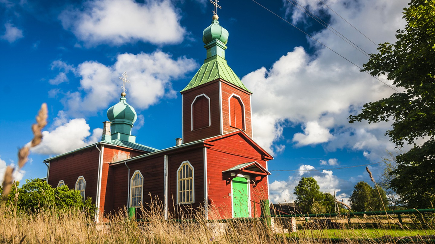 Beautiful wooden churches on Saaremaa | © Anilah/Shutterstock
