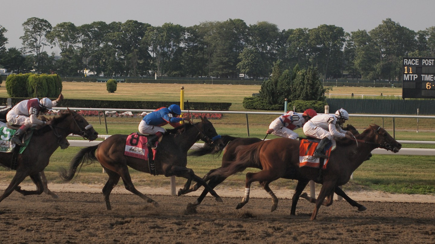 The Belmont Stakes is the third leg of the Triple Crown