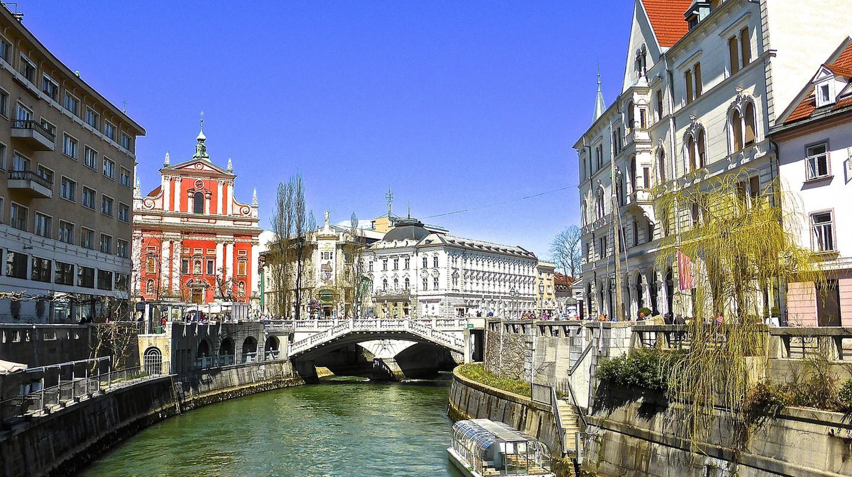 Ljubljana │© MemoryCatcher/Pixabay