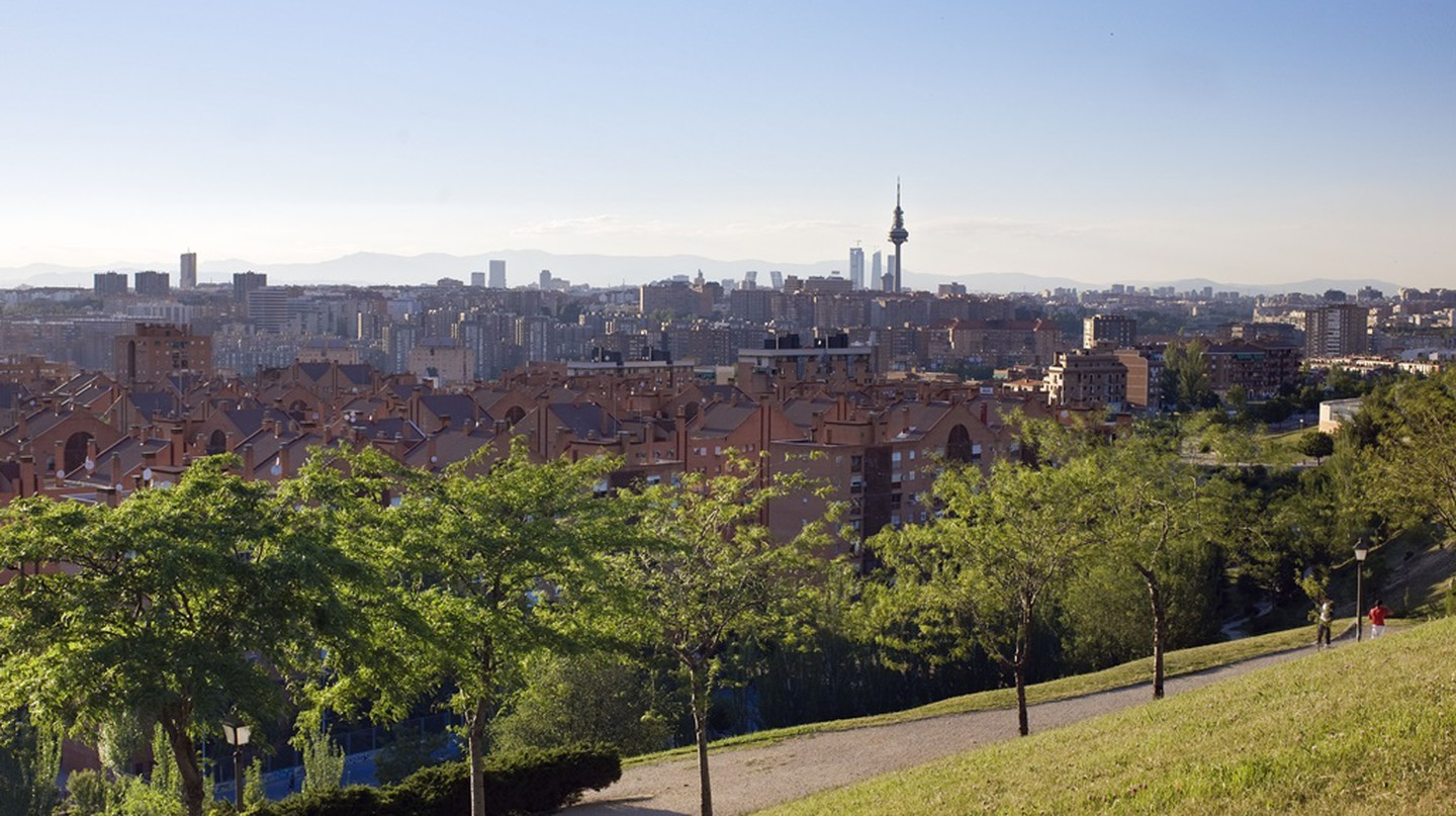 Here are some of the best spots for a Madrid picnic | © Madrid Destino Cultura Turismo y Negocio