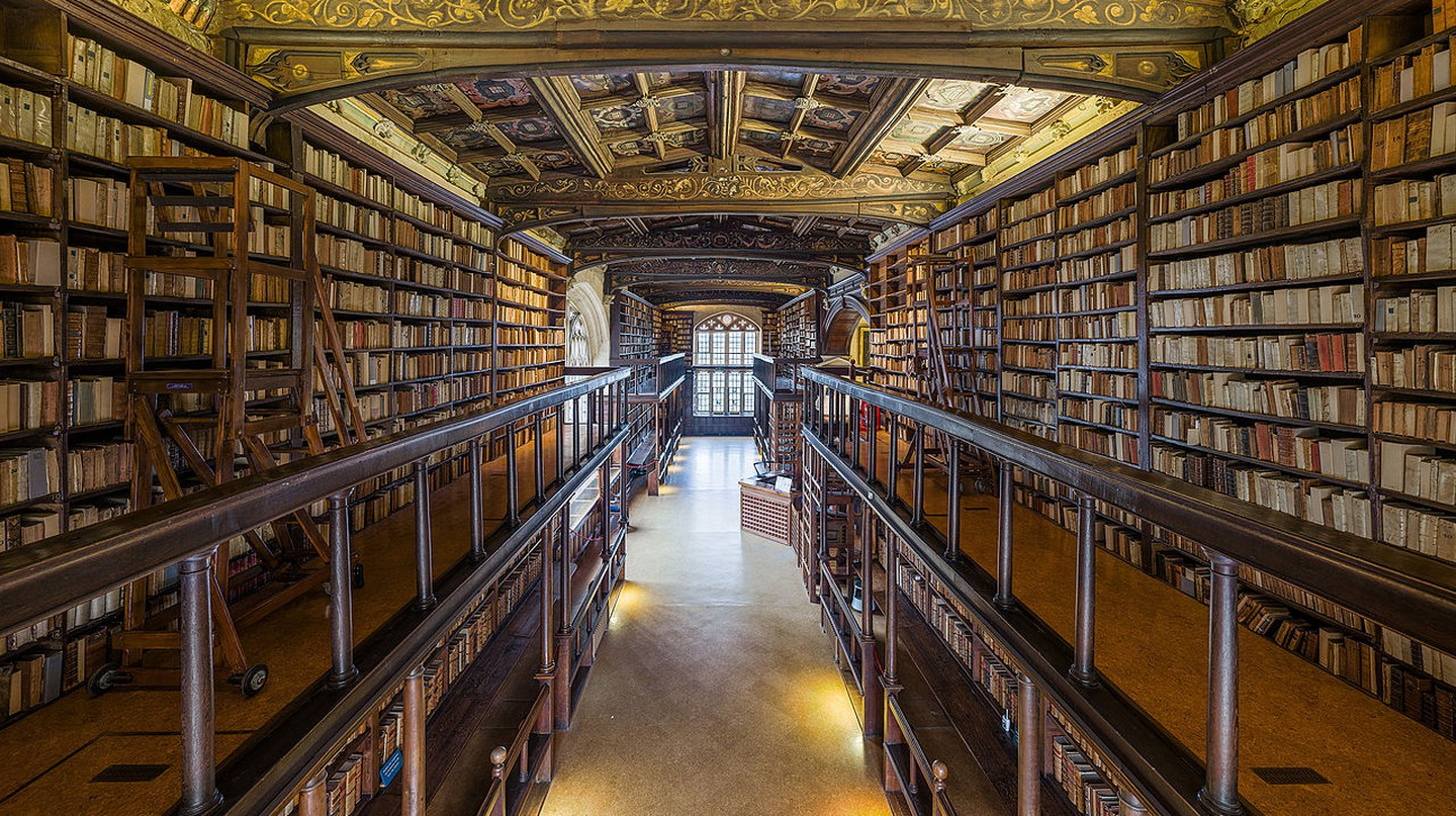Duke Humfrey's Library | © David Iliff/WikiCommons