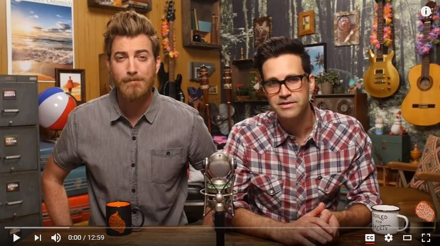 © Good Mythical Morning/Youtube