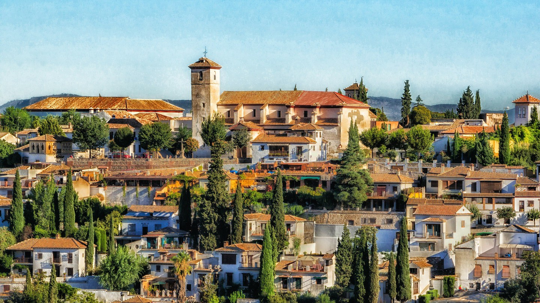 Albaicin, Granada; tpsdave, pixabay