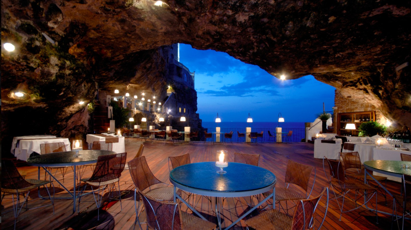 Grotta Palazzese | Courtesy of Grotta Palezzese