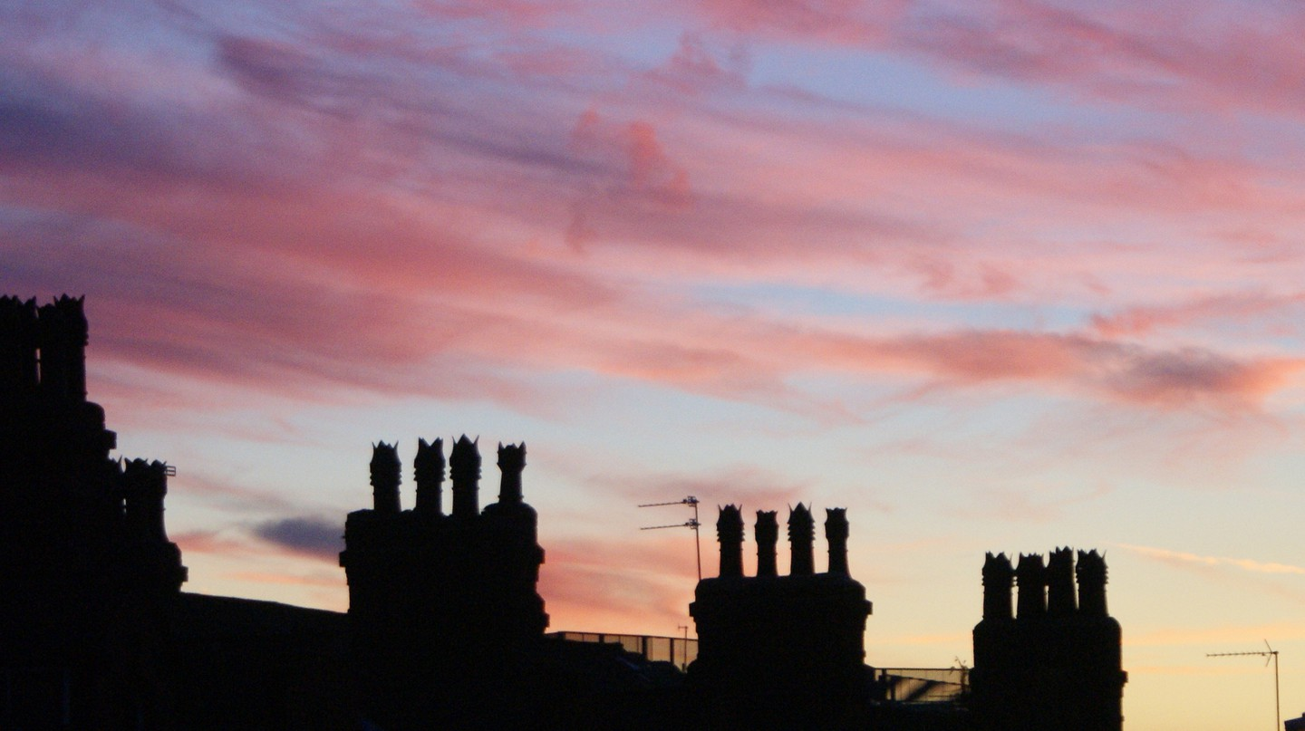 Sunset over Headingley, Leeds | © Joanna Keen / Flickr