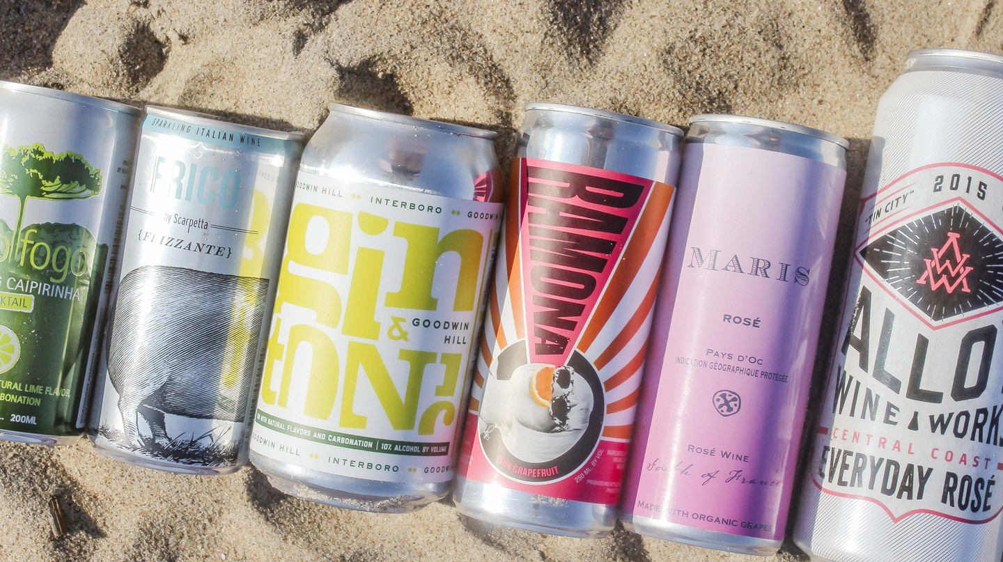 Our picks for beach drinking | © Amanda Surarez / Culture Trip