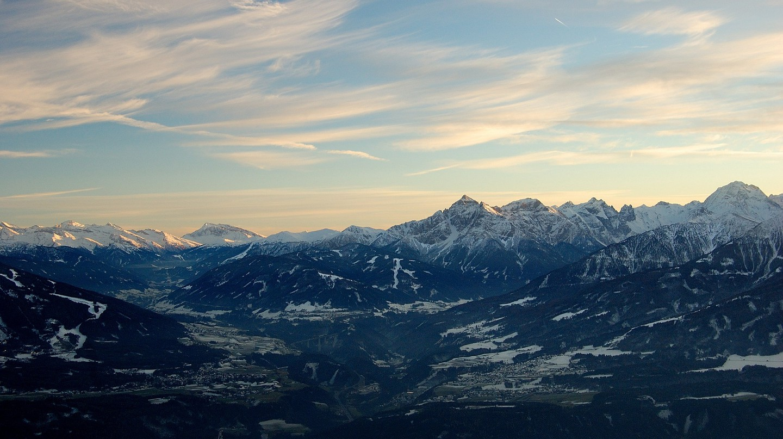 Sprawling mountain landscapes in Innsbruck | Pixabay