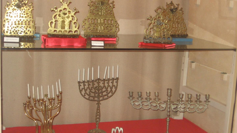 Display in the Museum of Moroccan Judaism in Casablanca | © Chris Martin / Flickr