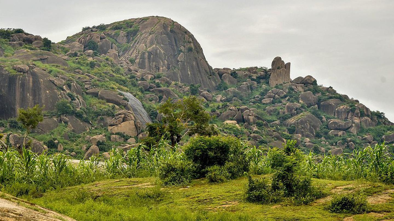 Kufena Rock, Zaria |© Jgwamna / Wikimedia