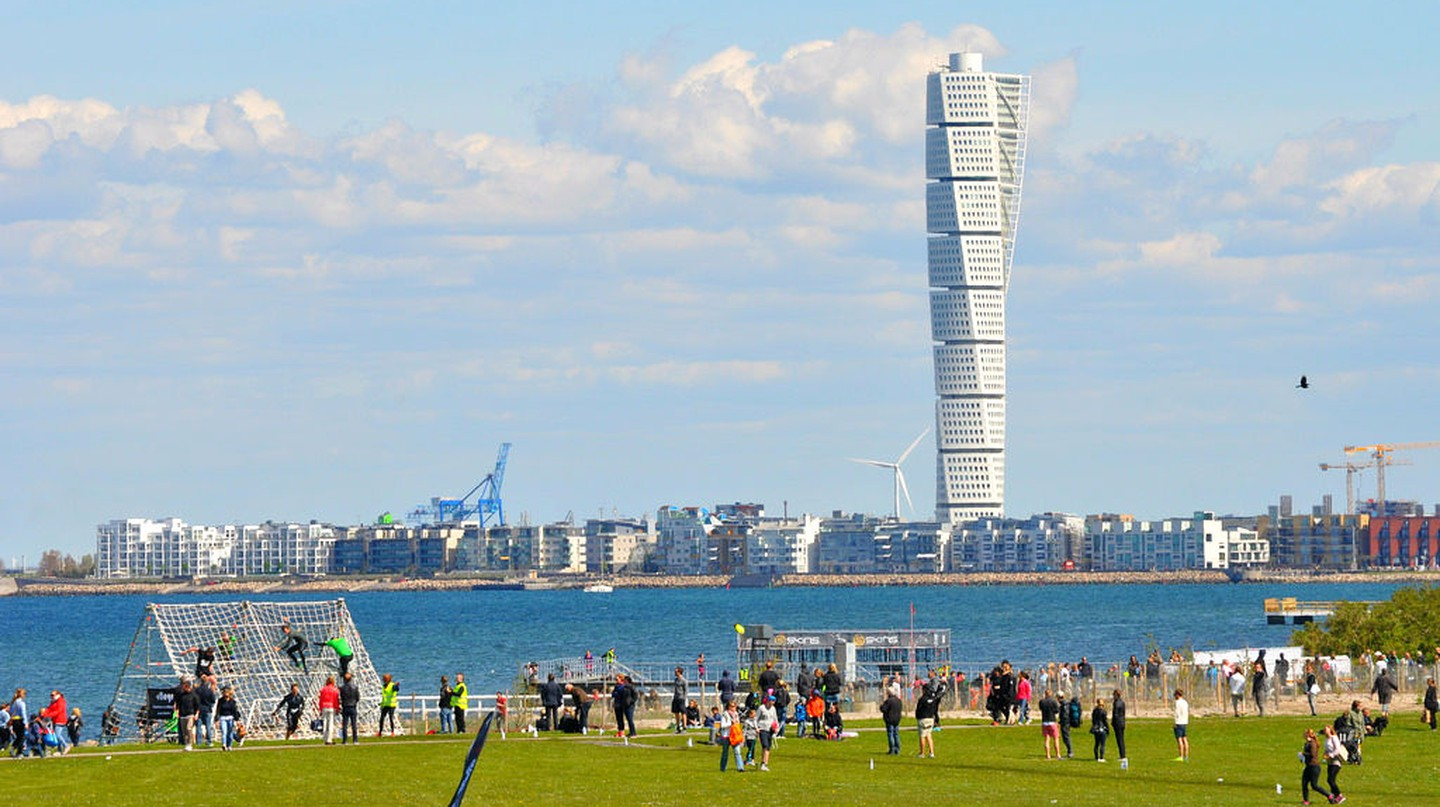 Malmö's boutique hotels are world class / Photo courtesy of Wikipedia Commons