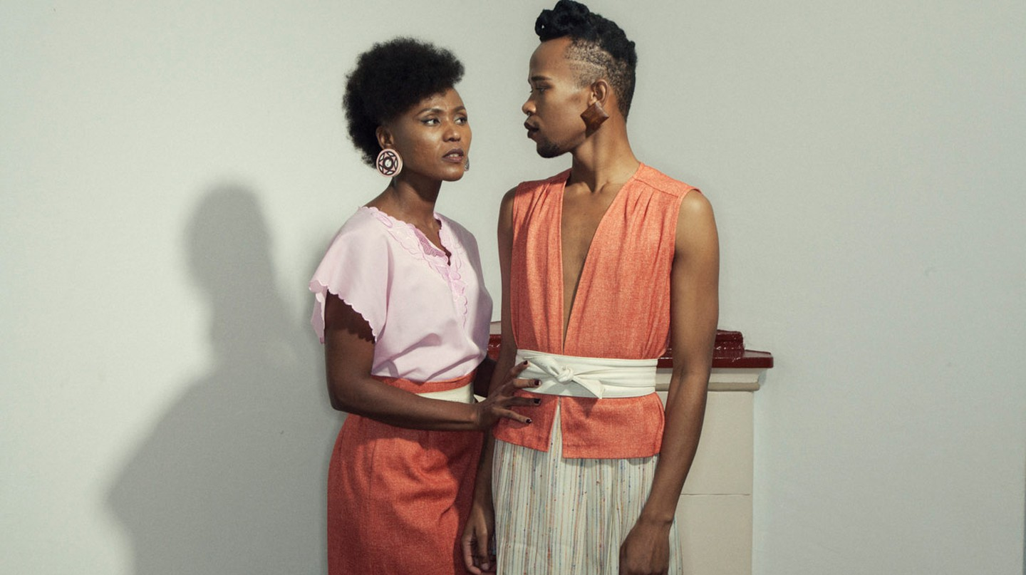 Mina Nawe looks at gender roles and identity in modern African society | Courtesy of Slomokazi and Paul Shiakallis