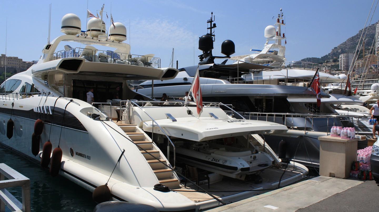 Monaco Yaghts | © lutz6078 / Flickr