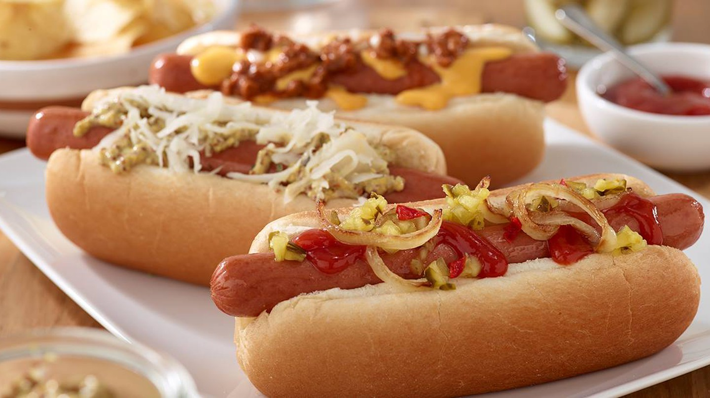 Nathans Hot Dogs | Courtesy of Nathans