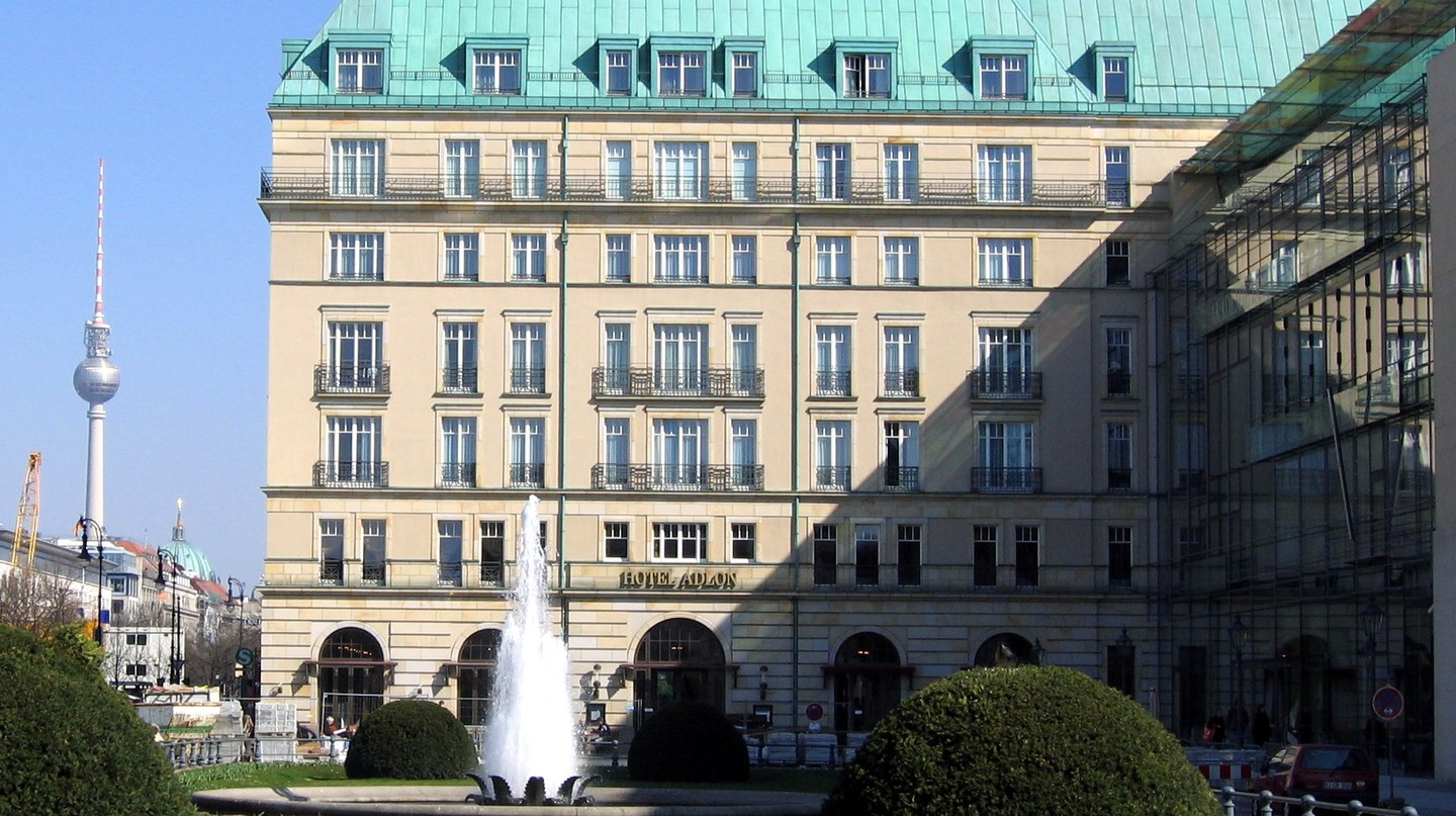 Hotel Adlon | © Richardfabi/WikCommons
