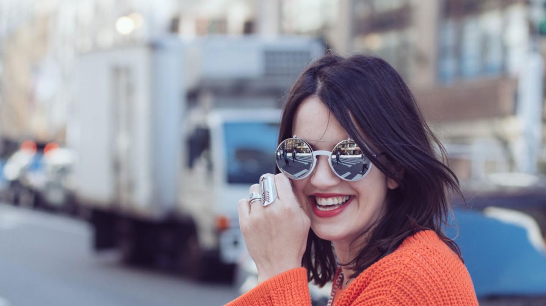 Florencia Pereira of the fashion blog Penny Lane | Courtesy of Florencia Pereira