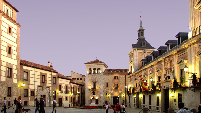 Madrid stays awake all night long | © Madrid Destino Cultura Turismo y Negocio