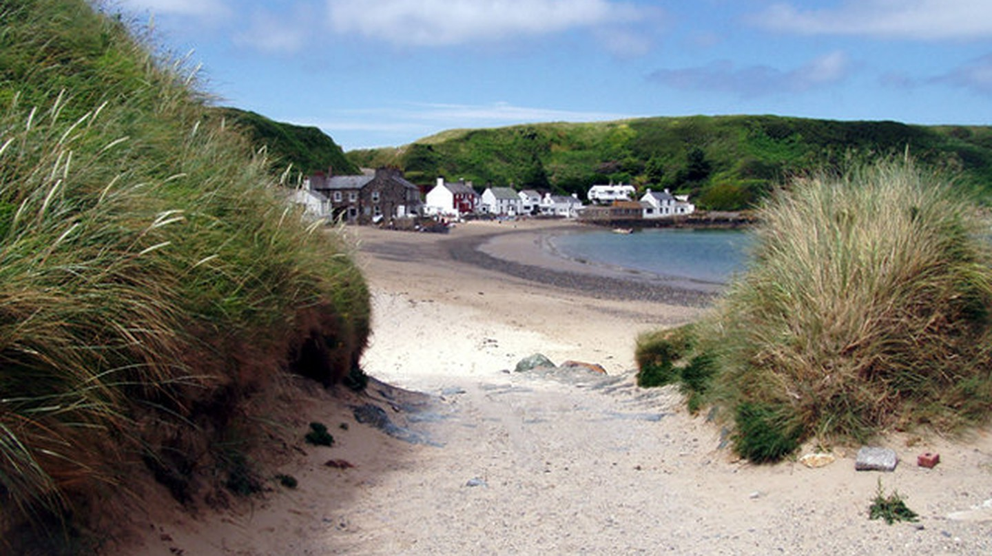 Porthdinllaen. Credit: Bob Shires/ Creative Commons