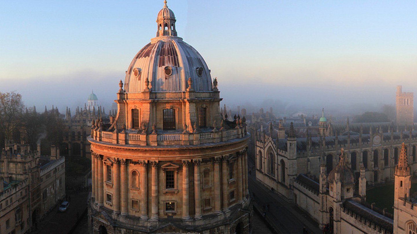 Radcliffe Camera and All Souls College | © Tejvan Pettinger/Flickr