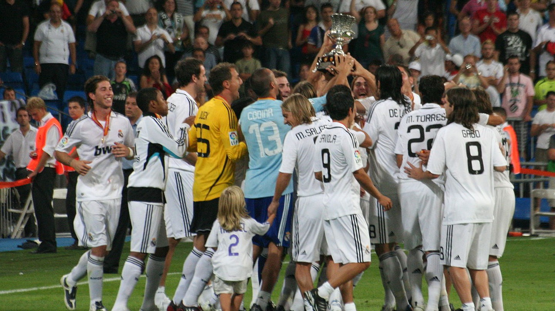 Real Madrid | © Juan Fernández/Wikipedia