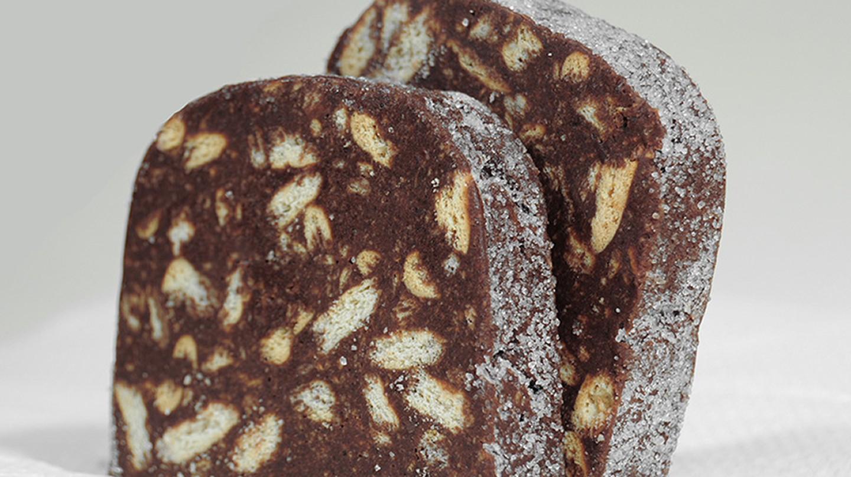 Salame de chocolate   © jppaguilar / Wikimedia Commons