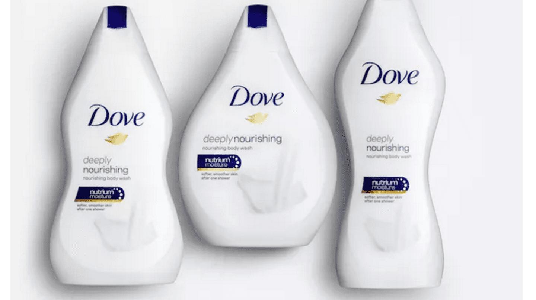 Photo: Dove UK/dove.com