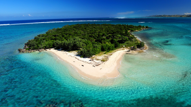 Ile Verte, New Caledonia   Photo courtesy of Marriott International