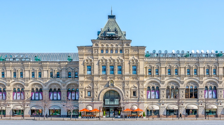 GUM Moscow  | © Maxal Tamor / Shutterstock