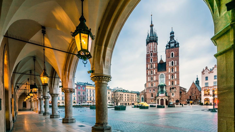 Krakow Market Square | © Sopotnicki / Shutterstock