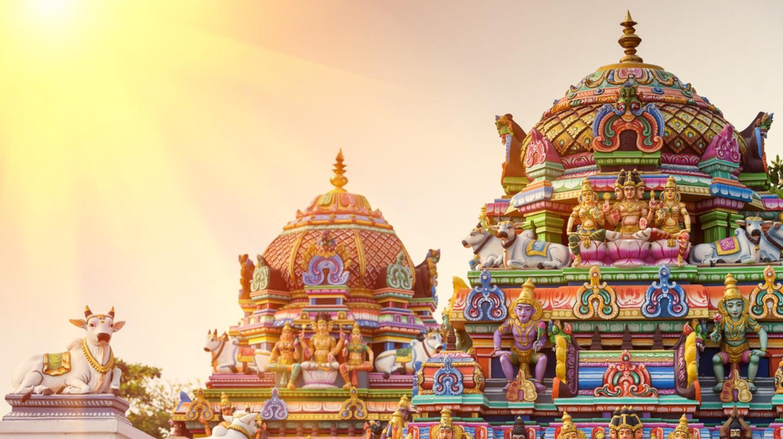 Hindu Kapaleeshwarar Temple, Chennai, South India | © Jayakumar / Shutterstock