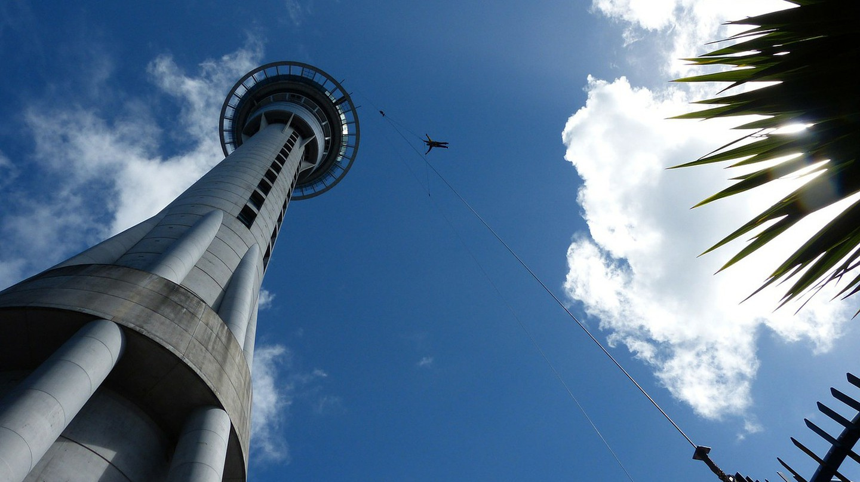 Sky Tower, Auckland | © PublicDomainPictures/Pixabay