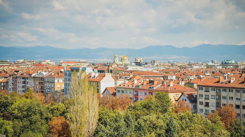 Sofia skyline | © Sami C/WikiCommons