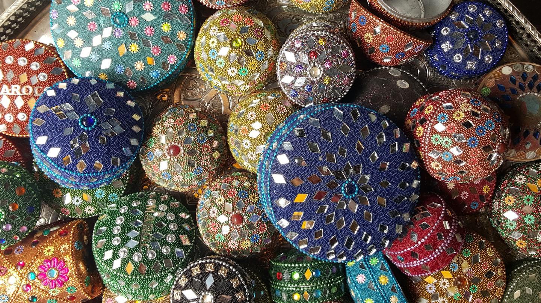 Moroccan trinkets |© Pixabay