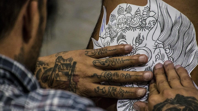 Tattoo Design Application | © Felix_Broennimann / Pixabay