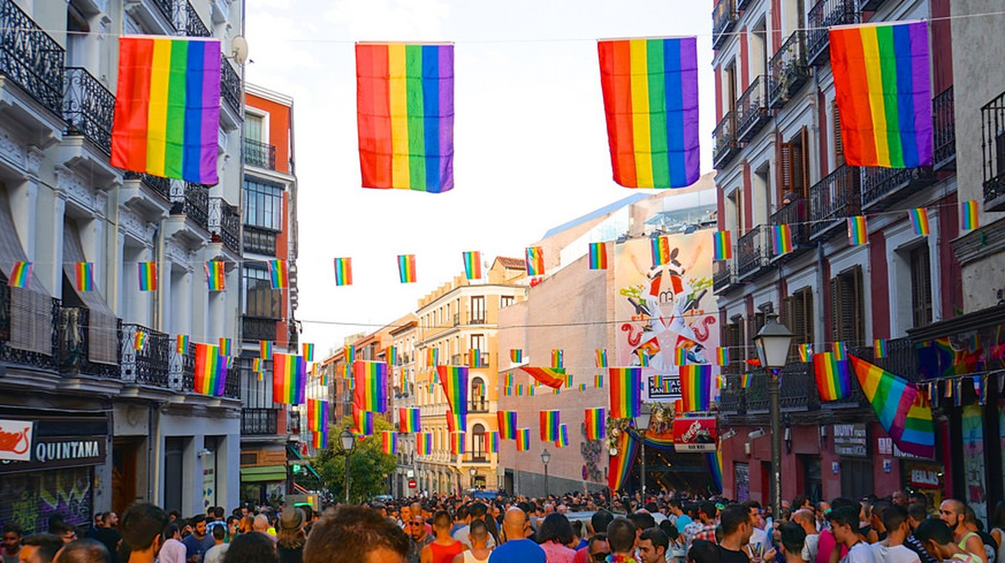 Madrid celebrating World Pride | © Ted Eytan/Flickr