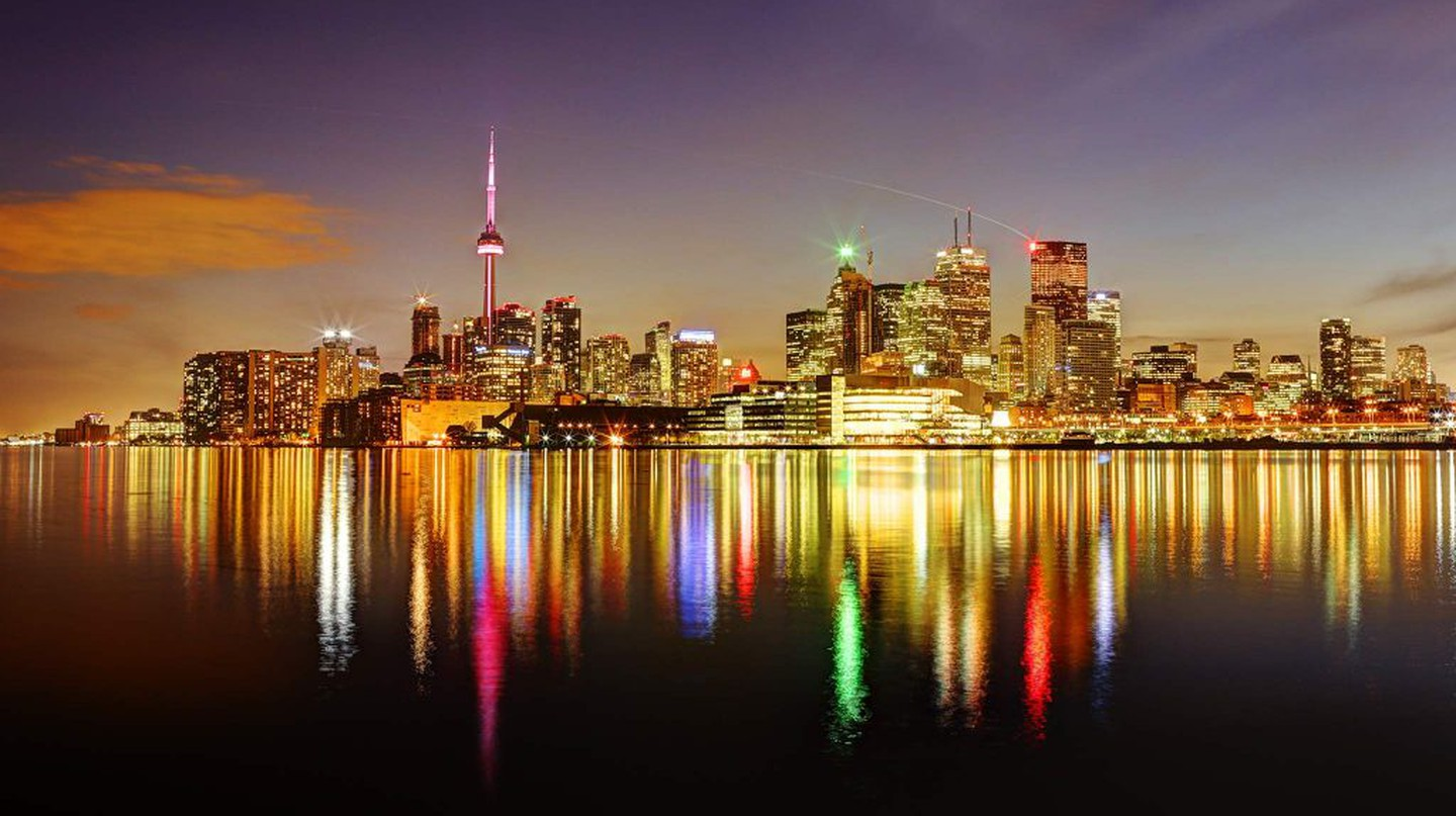 Toronto skyline | © tsaiproject / Flickr