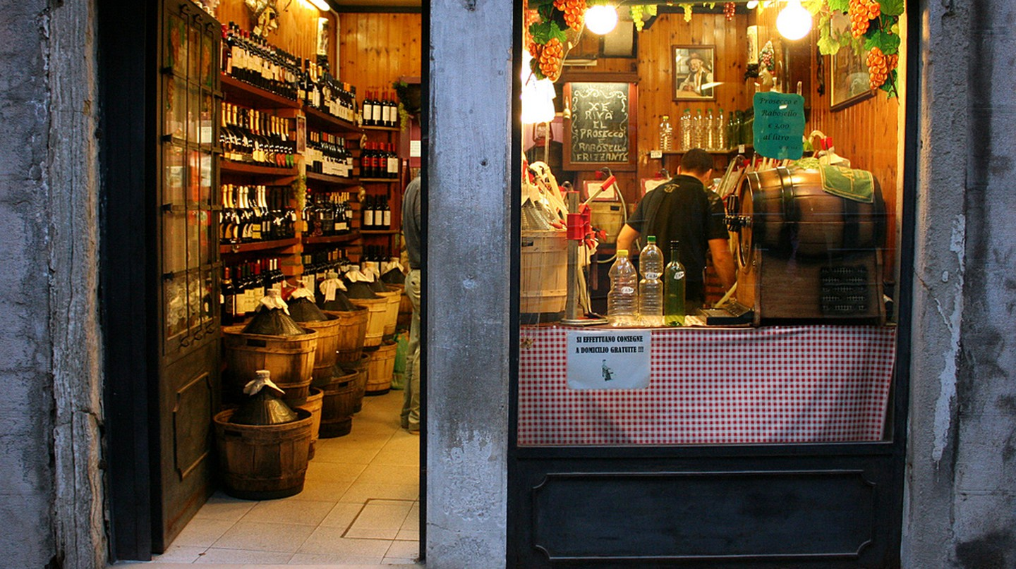 Wine shop | hinnosaar/Flickr