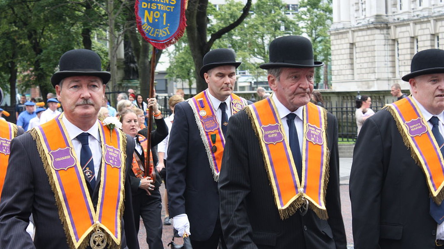 Who Are the Orangemen and What Is the Orange Order?