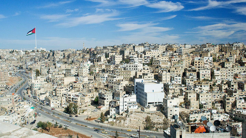 A view of Amman, the capital city of Jordan   ©David Bjorgen / WikiCommons