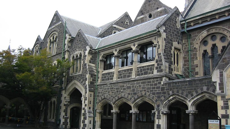 Christchurch Arts Centre Building | © Anke Lüdtke/Wikimedia Commons