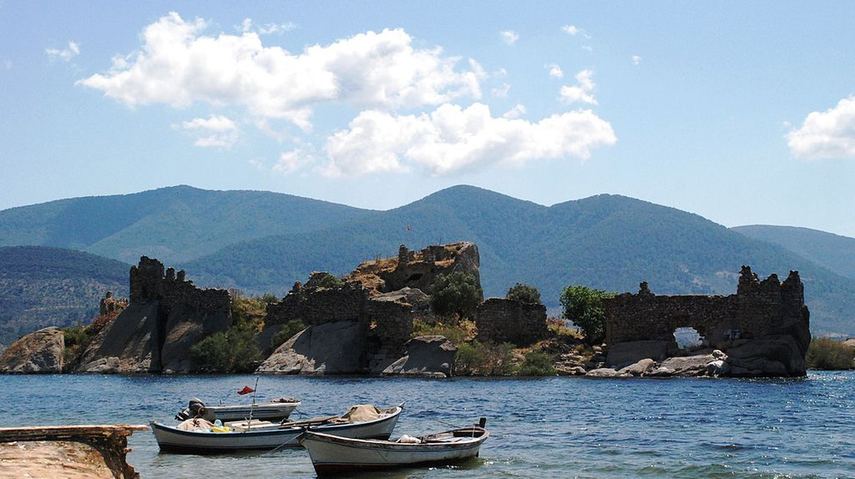 Lake Bafa | © Elelicht/Wikimedia Commons