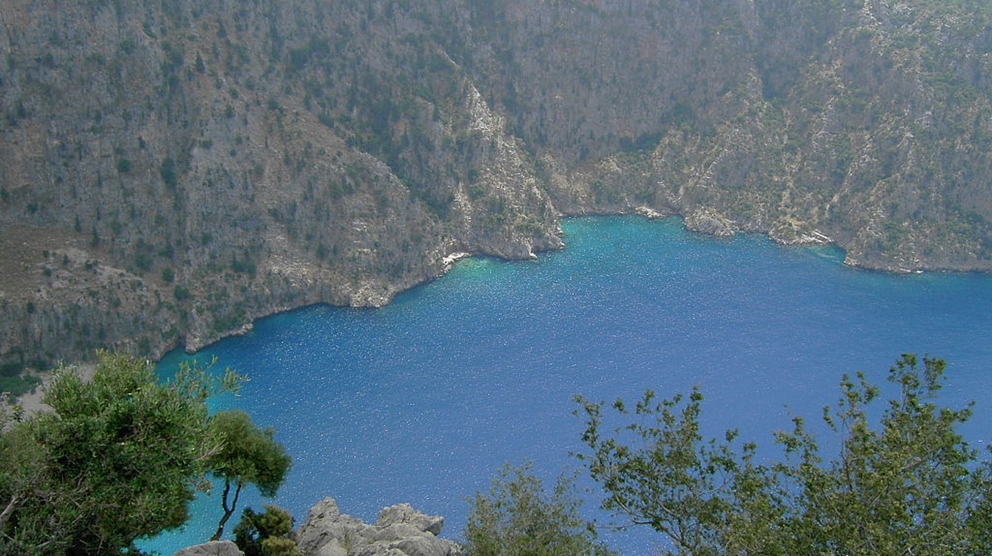 Butterfly Valley | © Htkava / WikiCommons