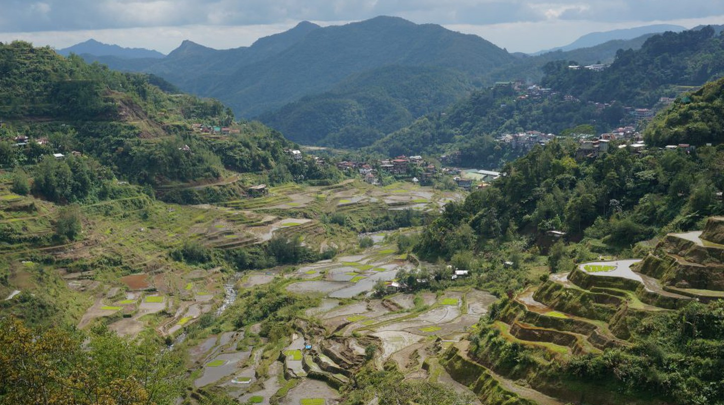Banaue Rice Terraces | © Andrew and Annemarie/Flickr
