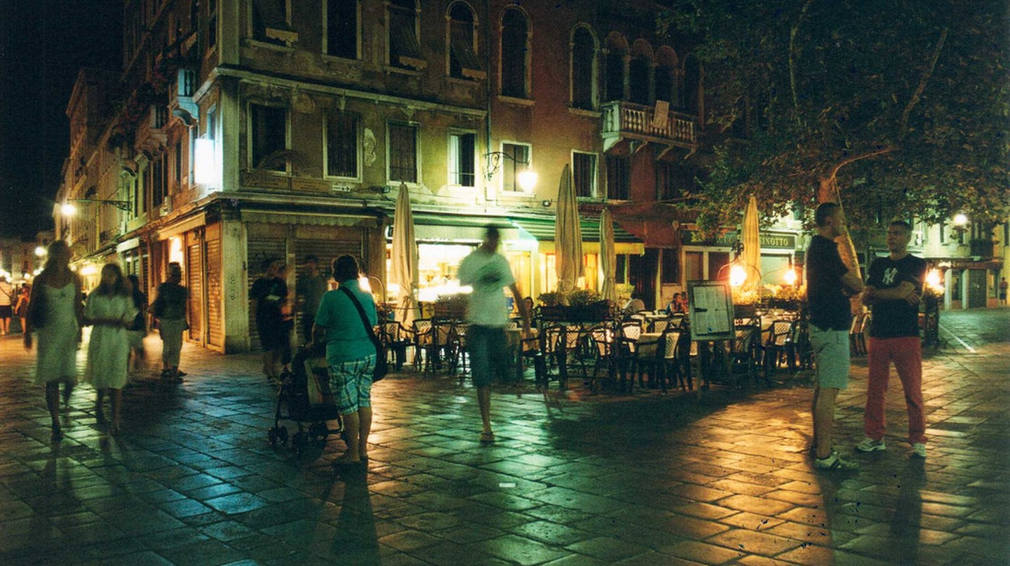 Venice by night | cane_rosso/Flickr
