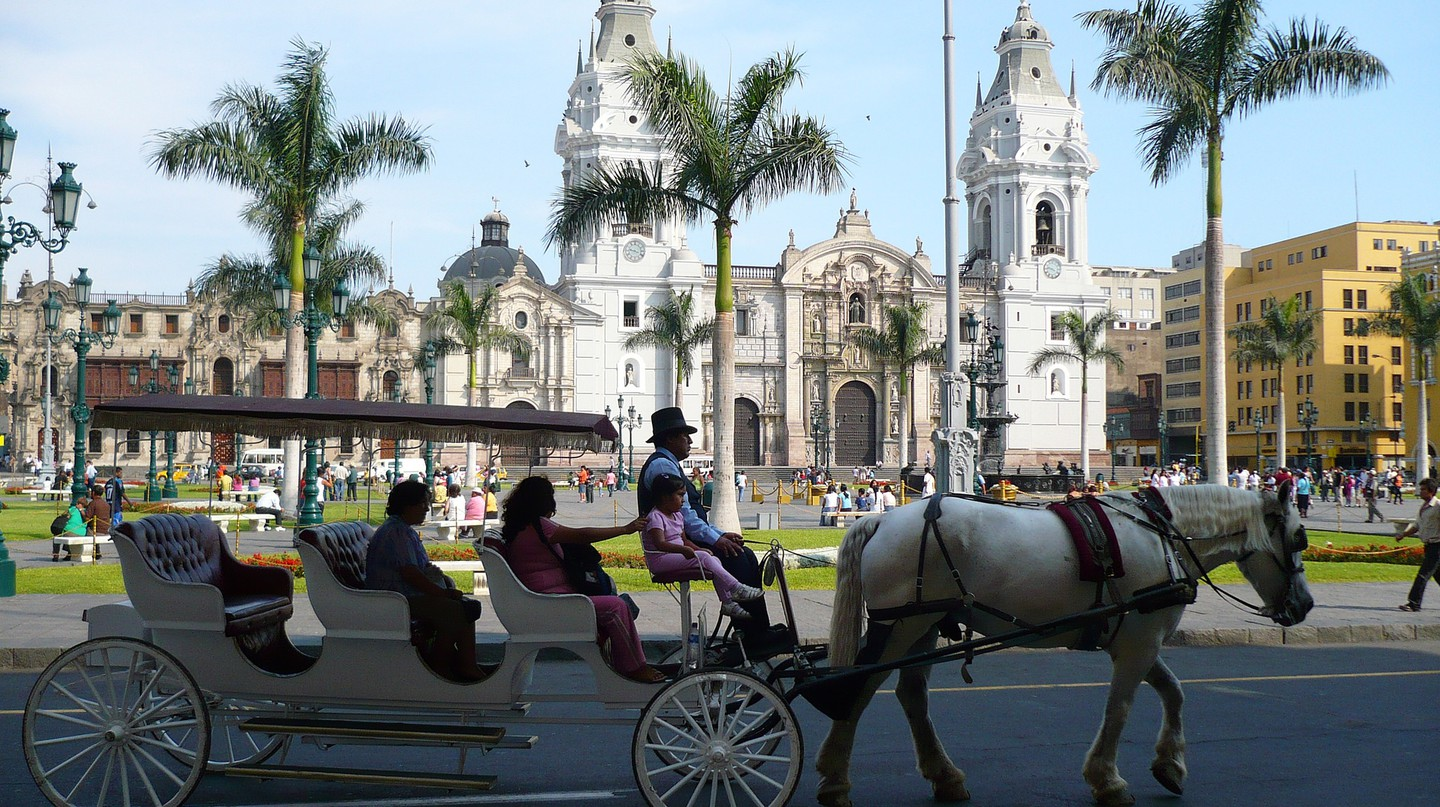 Lima's Historical Center | © Art DiNo / Flickr