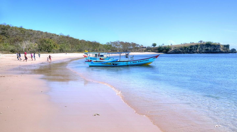 Lombok Pink Beach | © Schristia / Flickr