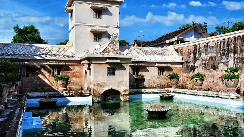 Taman Sari Water Castle in Yogyakarta   ©Purwanto/Flickr