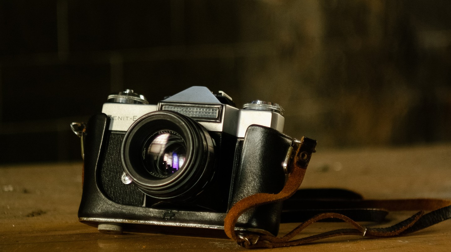 Vintage camera | © Martin Dvoracek/Flickr