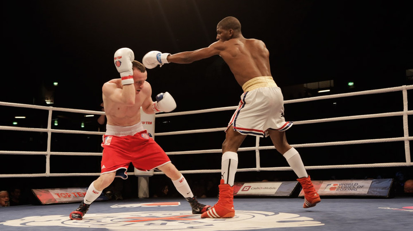 "<a href=""https://www.flickr.com/photos/worldseriesboxing/17023402099/"">Cuba vs. UK 